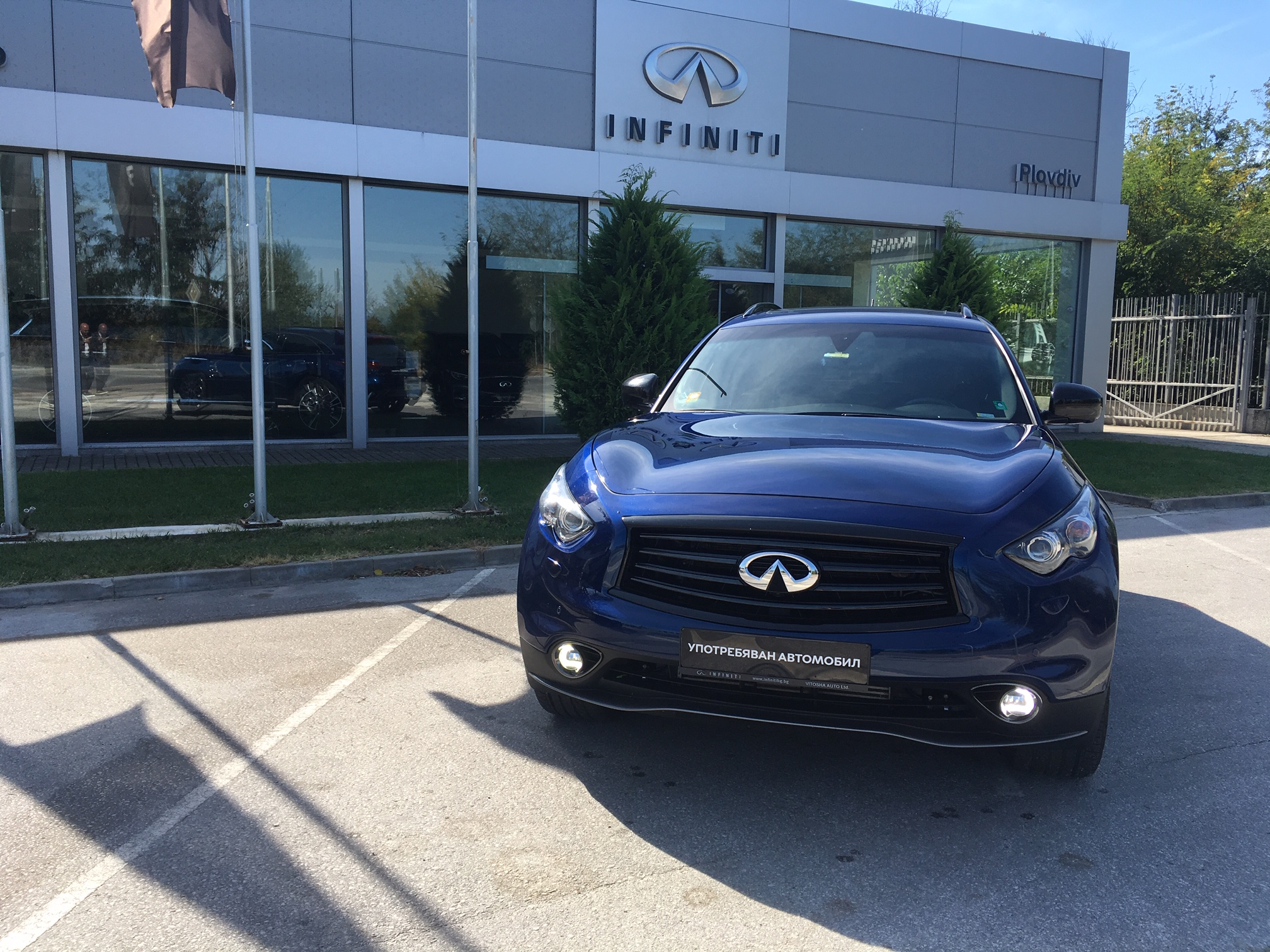 INFINITI QX70 3.0d ULTIMATE