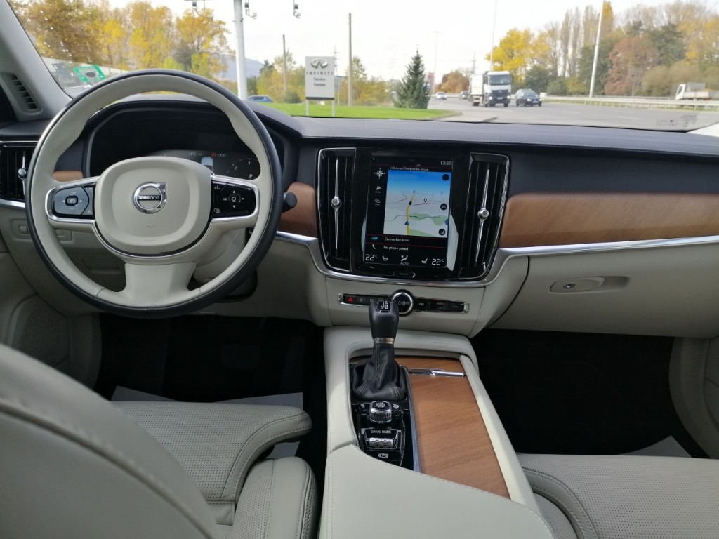 Volvo S90 D5 AWD Inscription