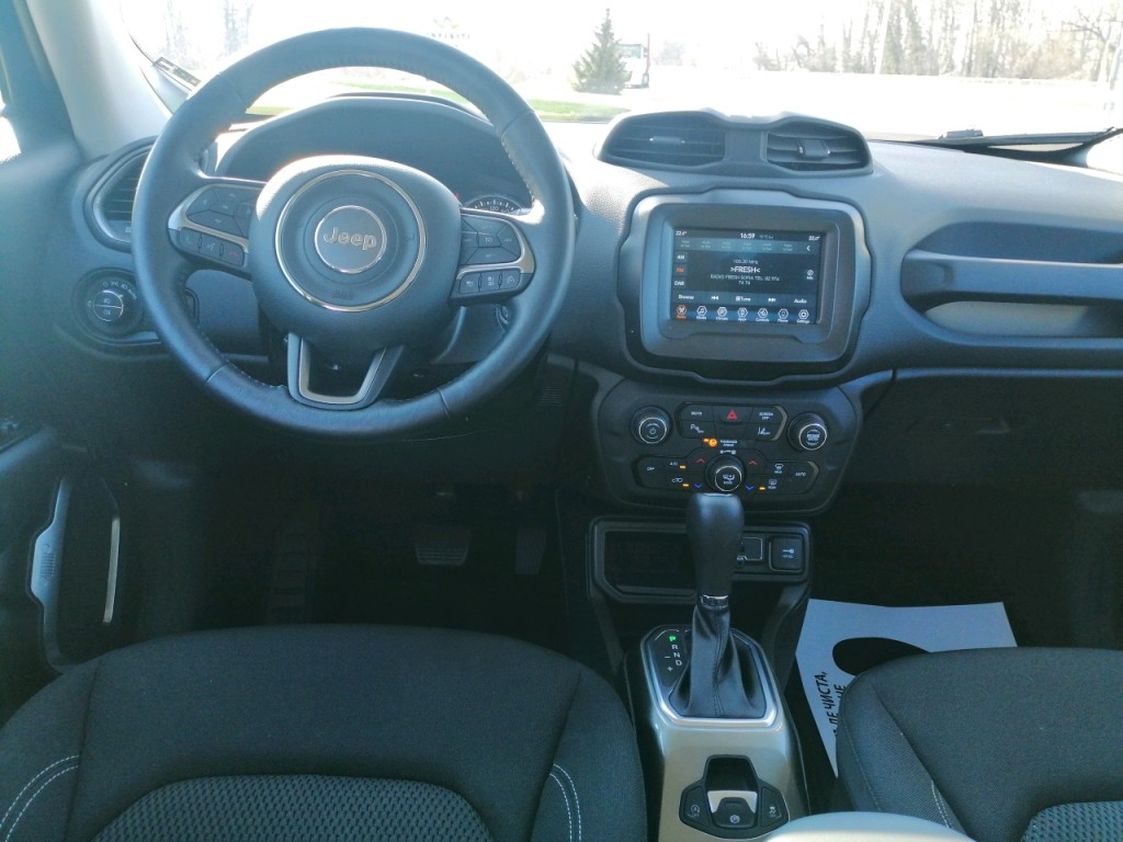 JEEP RENEGADE 1.3t LIMITED