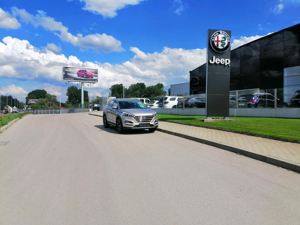 Hyundai Tucson 1.6t 4WD DCT