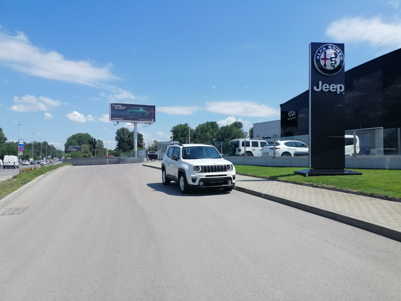 Jeep Renegade 1.3 Limited
