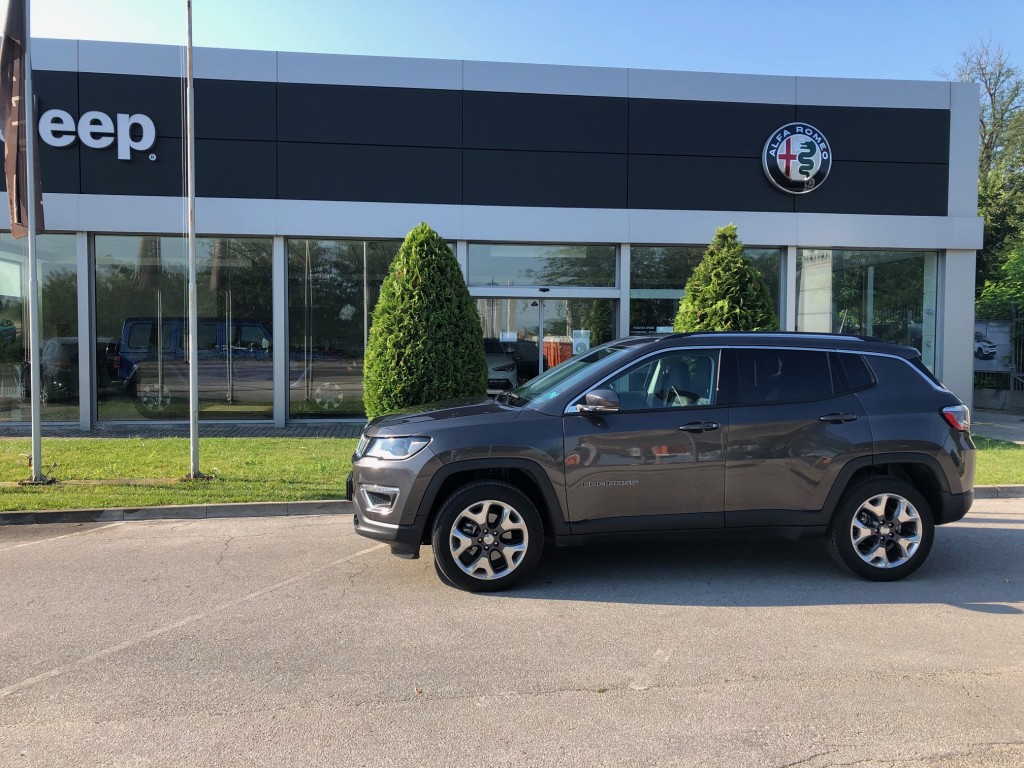 JEEP COMPASS 1.4T LIMITED