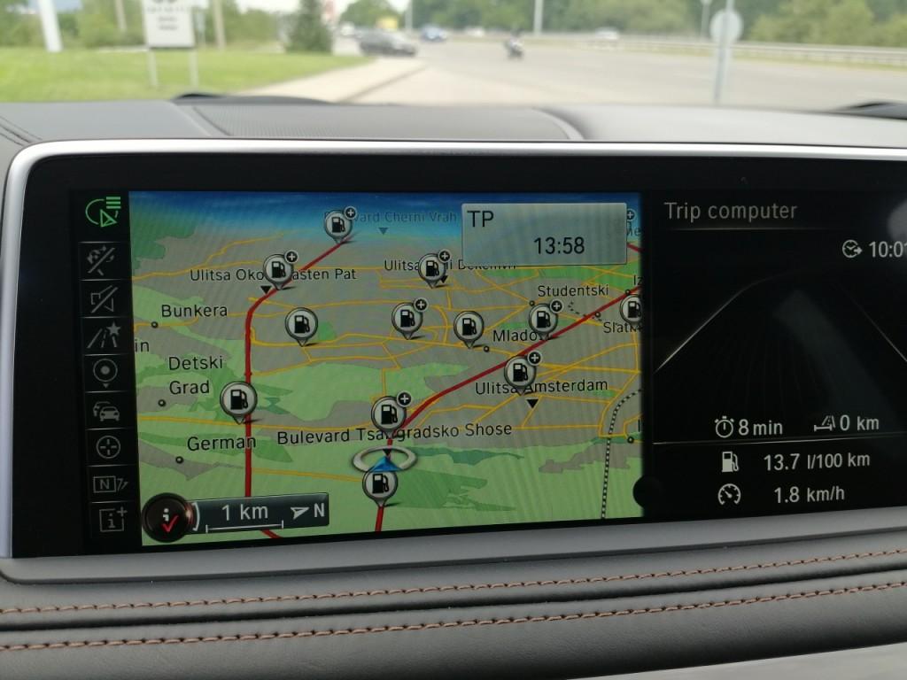 BMW X6 xDrive 4.0d