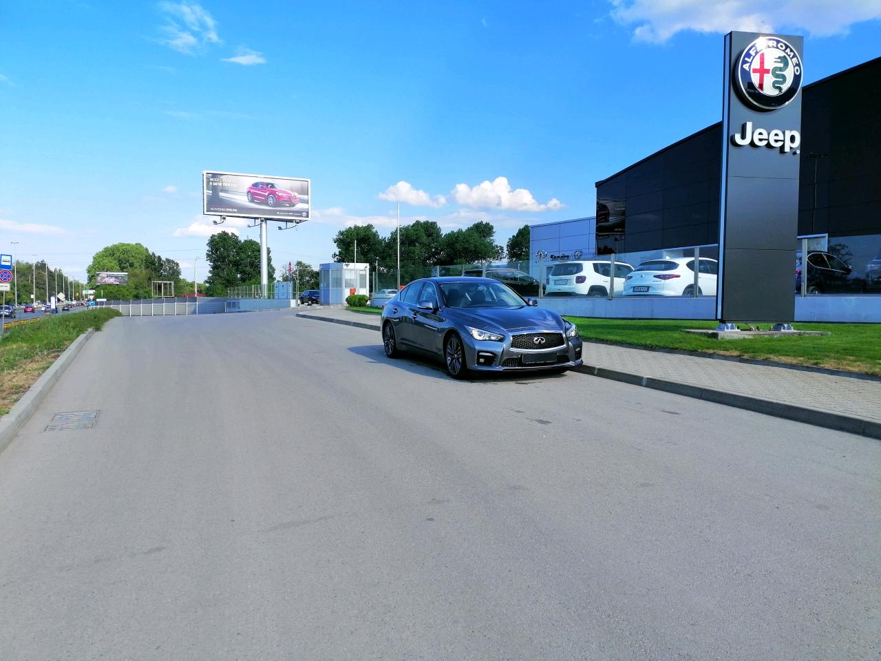 INFINITI Q50 3.5h AWD SPORT