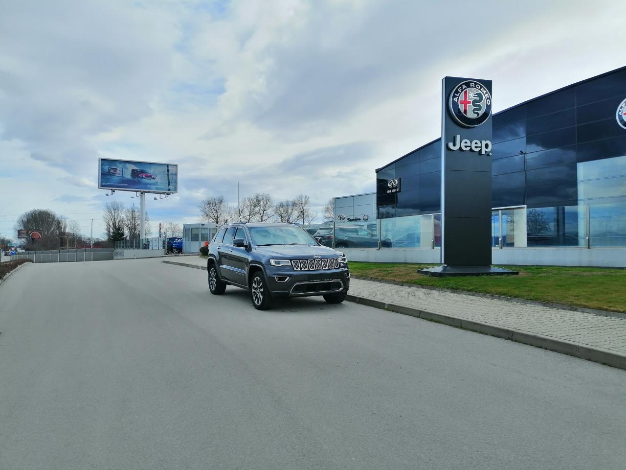 JEEP GRAND CHEROKEE 3.0 V6 Diesel Overland